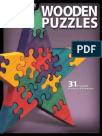 Puzzles en Madera