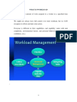 Workload Manegment