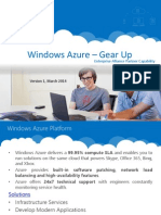 Windows Azure - Gear Up v1
