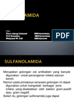 Sulfanolamida- s2 Pak Gun