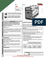SAE-400, K1278-9, Guía Rápida