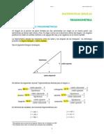 Razones y Funciones Trigonometricas