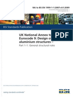 UK National Annex to
