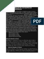 DETECTA ANOMALÍAS EN LOS EQUIPOS DE CÓMPUTO Y PERIFÉRICOS