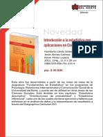 Introduccion Estadistica Libre