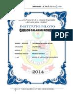 Informe - 1 -Cruz