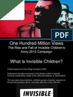 Kony 2012 PPT