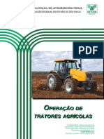 Operacao de Tratores SENAR