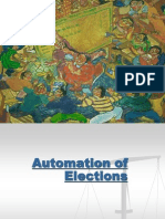 Manual Versus Automated Elections