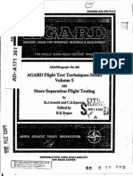 Agard Flight Test Technique Series Volume 5 Stores Separation Testing Techniques