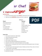 masterchef hamburger