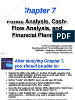PPT on Cash & Fund Follow