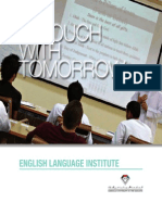 English Language Institute, AUE