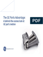GE Parts Advantage - English