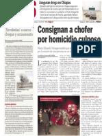 Policiaca  7 de abril 2014
