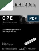 CPE - Handbook
