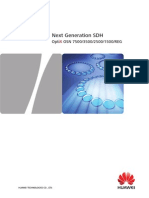 Next Generation SDH Optix (1)
