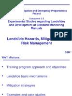 Landslide Basics Section1 Post