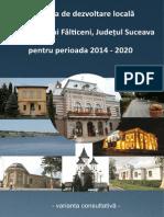 Strategie Falticeni Septembrie 2013