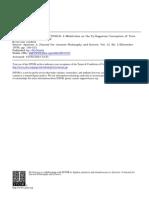 Pythagorean Conception of Tile