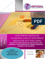 Taller Practico Historias Sociales
