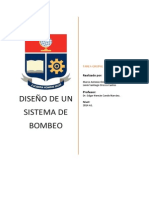 DISEÑO DE UN SISTEMA DE BOMBEO PARA ACEITE  SAE 40