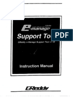 E-Manage Support Tool