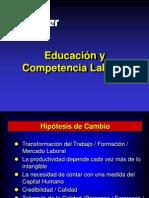 Educacion y Competencia Laboral