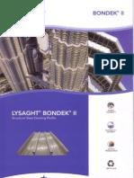 Bondek II Brochure (Web Copy) A
