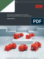 SEW Eurodrive Gearmotors