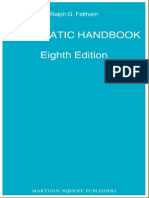 Diplomatic Handbook 12