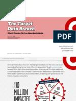 The Target Data Breach