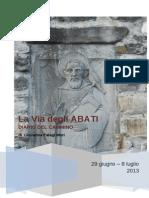 Diario Via degli Abati 2013
