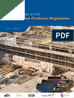 BSI Construction Products Regulation Guidance UK En