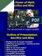 Joseph Campbell - Sacrifice and Bliss