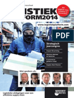 Brochure Logistiek Platform 2014