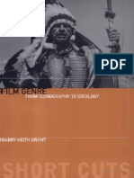 GRANT, Barry Keith, Film Genre. From Iconography to Ideology