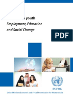 Impact of ICT on Arab youth - Employment, Education and Social Change