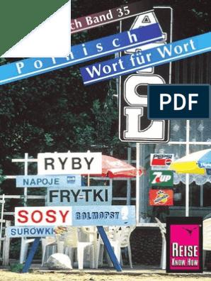 Polnisch Wort Für Wortpdf