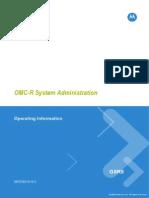 Omc-r System Adm