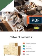 Analiza Financiaa Ikea 2011-2012