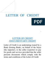Letter of credit.ppt