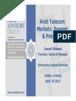 Telecoms Seminar Jawad Abbassi