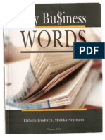 Key Business Words