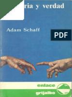 Historia y Verdad Adam Schaff