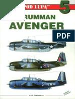 "(Seria ""Pod Lupą"" No.5) Grumman Avenger"