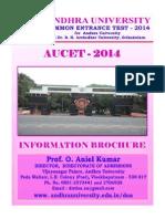 Aucet 2014 Brochure