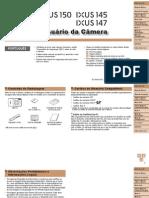 Manual IXUS 145
