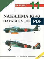 "(Seria ""Pod Lupą"" No.11) Nakajima Ki-43 Hayabusa ""Oscar"""