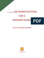 Economic Platform